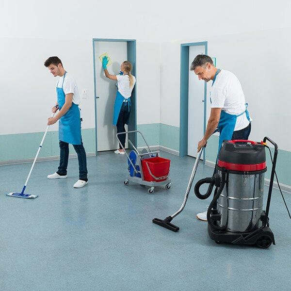 Empresa de limpieza en Bilbao y alrededores